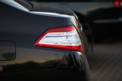Car rear light Royalty Free Stock Images