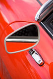 Car rearview mirror Stock Photography