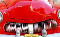 car red Στοκ Φωτογραφία