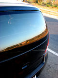 Car Reflections Royalty Free Stock Photos