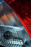 Car reflector headlamp Stock Image