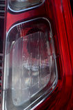 Car reflector headlamp Royalty Free Stock Photography