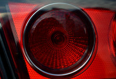 Car reflector headlamp Royalty Free Stock Photo