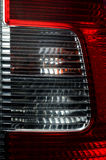 Car reflector headlamp Royalty Free Stock Photos