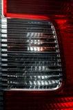 Car reflector headlamp Royalty Free Stock Photos