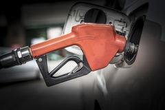 Car refuel Stock Image
