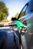 Car refuel Stock Photography