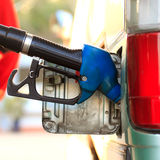 Car refueling Royalty Free Stock Photography