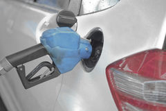 Car refueling. Stock Photography