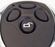 Car remote control. Close up of car remote control stock photo
