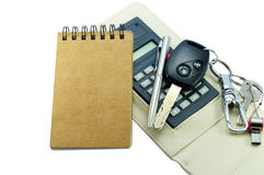 Car remote Royalty Free Stock Image