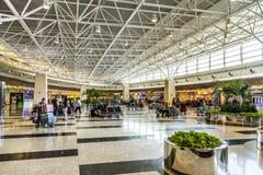Car rental service at Miami international Airport Royalty Free Stock Images