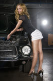 Car repair? Stock Image