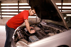 Car Repair Stock Image
