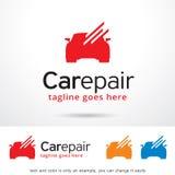 Car Repair Logo Template Design Vector Stock Photo
