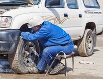 Car repair Stock Photos
