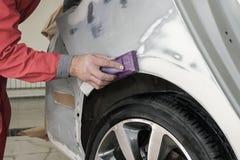 Car repair Royalty Free Stock Photos