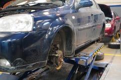 Car repair shop. Stock Photography