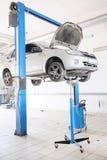 Car repair station Stock Images