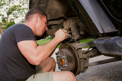 Car repair Stock Images