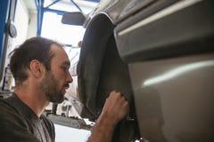 Car Repairing Royalty Free Stock Image