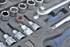 Car Repairing Tools Stock Photos