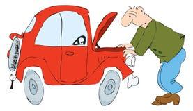 Car repairs Stock Photography