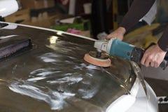 Car repairs Royalty Free Stock Image