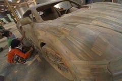Car Replicas Sport Stock Photography
