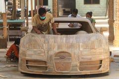 Car Replicas Sport Stock Image