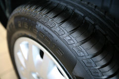 Car rim. A photo of modern car rim Stock Images