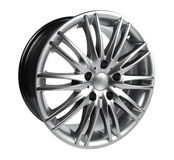 Car rim Stock Photo