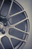 Car rim detail Stock Photos