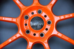 Car rim Royalty Free Stock Photos