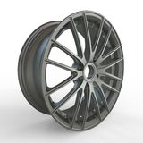 Car Rim Stock Image