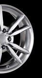 Car rims Royalty Free Stock Image