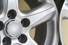 Car rims Royalty Free Stock Images