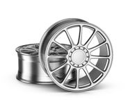 Car Rims Stock Photo