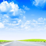Car road Stock Images