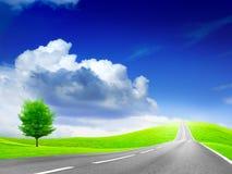 Car road Stock Photo