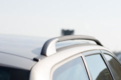 Car roof line Stock Images