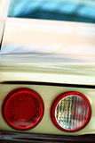 Car's exterior details.Element of design. Royalty Free Stock Photography