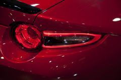 Car's exterior details.Element of design. Royalty Free Stock Images