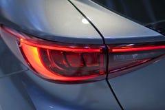 Car's exterior details.Element of design. Stock Images
