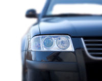 Car's headlight Stock Photography