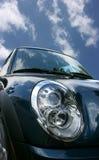 Car's headlight royalty free stock photo