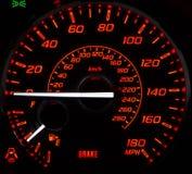 Car&-x27; s instrumentu panel zdjęcia royalty free