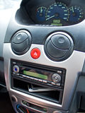 Car's interior detail Royalty Free Stock Images