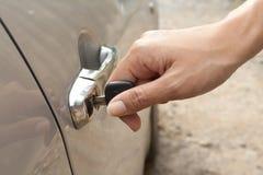 Car's  key Stock Image