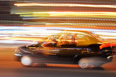 Car's ligths Royalty Free Stock Photography
